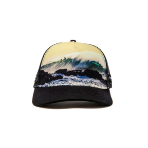 Waimea Bomb Trucker Hat from Cannon Photography