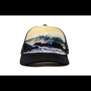 Waimea Bomb Trucker Hat from Cannon Photography