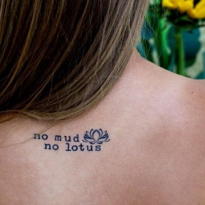 No Mud No Lotus Tattoo PackFrom Conscious Ink