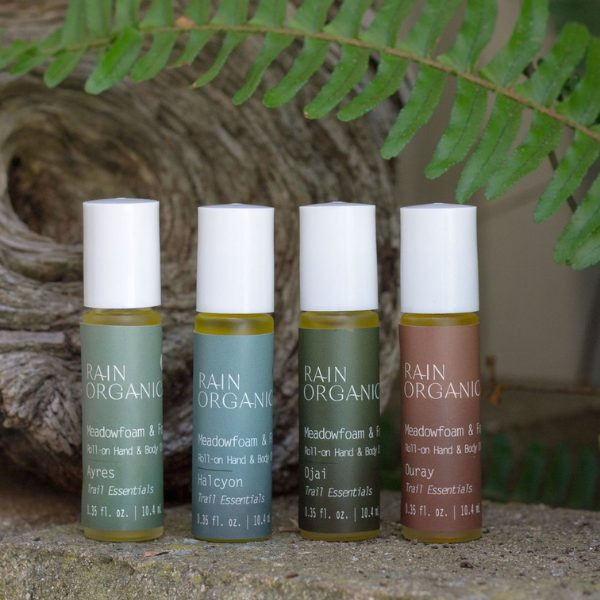 Botanical Oil Rollerball from Rain Organica