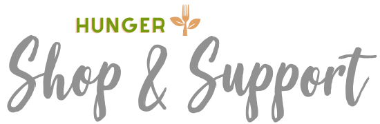 Shop & Support Hunger on Generous Goods