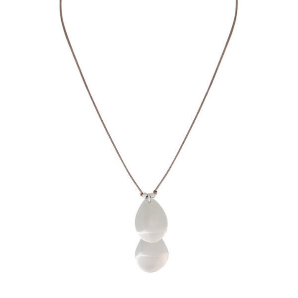 Pool Drop Necklace from Bronwen Jewelry