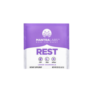 REST Chrono Supplement Powder from MANTRA Labs