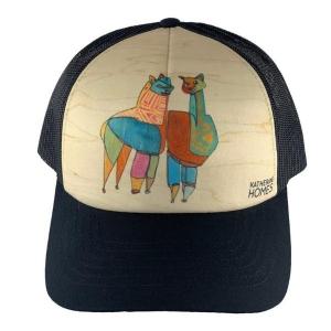 Foam Trucker Hat - Guanacos from Katherine Homes