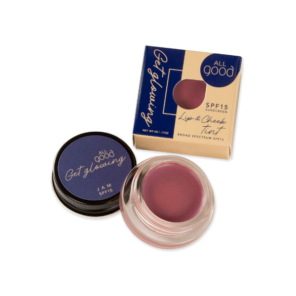 Lip and Cheek Tint from All Good