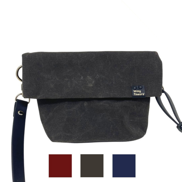 Waxed Canvas Essentials Pack from Wag Theory