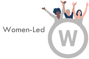 Women-Led Badge
