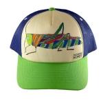 Youth Trucker Hat - Grasshopper from Katherine Homes