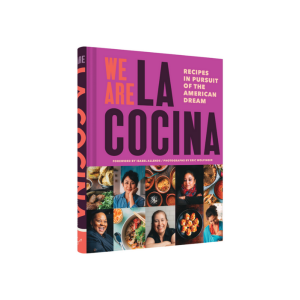 We Are La Cocina Cookbook from La Cocina