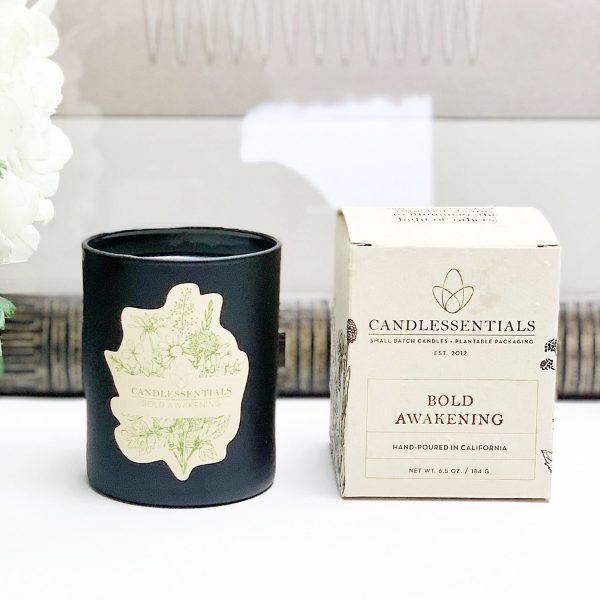 Bold Awakening Candle