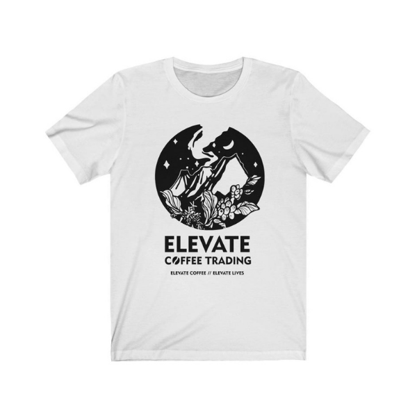 Elevate Coffee Trading Tee from Elevate Coffee Trading