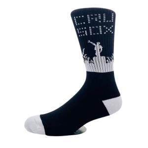 Showtime Socks from Cru Sox
