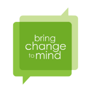 Bring Change to Mind Logo