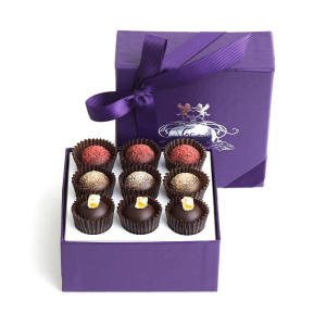 Vegan Truffle Collection from Vosges Haut Chocolat