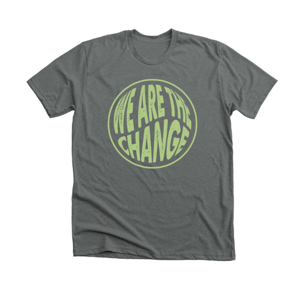 _We Are the Change Unisex Tee from BC2M